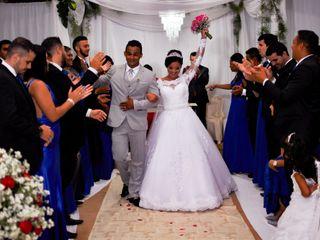 O casamento de Keislane e Leandro