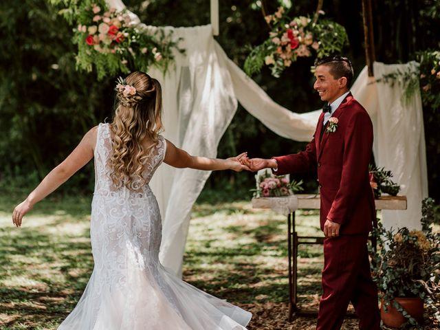 O casamento de Nay e Val