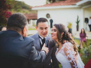 O casamento de Greice  e Eliel 1