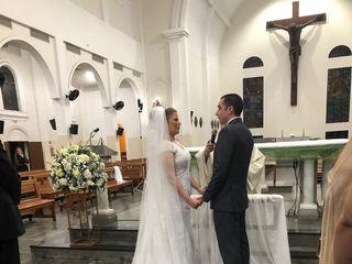 O casamento de Thainá e Thiago