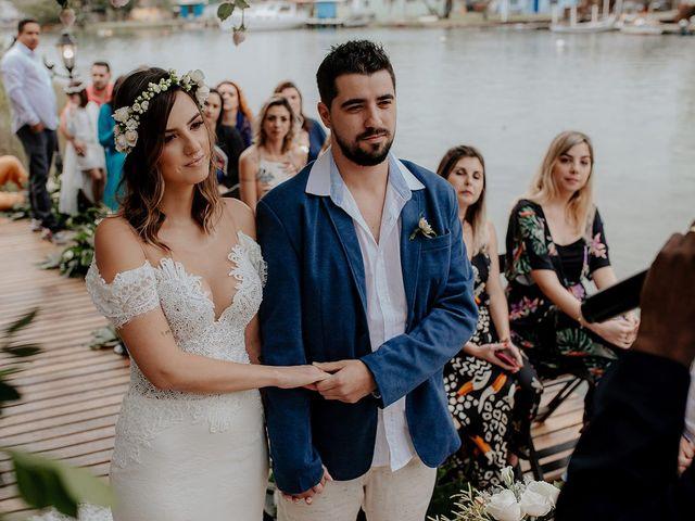 O casamento de Michelle e Fernando