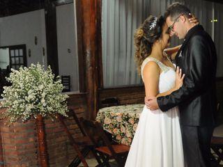 O casamento de Tamara e André Igor