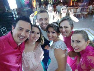 O casamento de Bruna e Marciel e Marciel 2