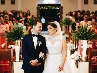 O casamento de Bruna e Marciel e Marciel 3