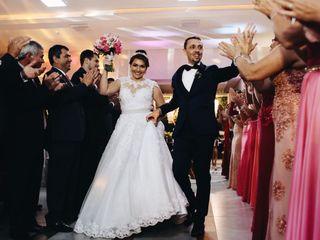 O casamento de Bruna e Marciel e Marciel
