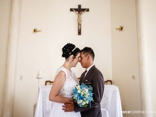 O casamento de Larissa Gabriele e Felipe José