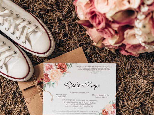 O casamento de Hugo e Gisele em Rio de Janeiro, Rio de Janeiro 4