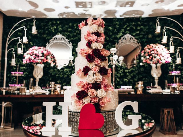 O casamento de Hugo e Gisele em Rio de Janeiro, Rio de Janeiro 19