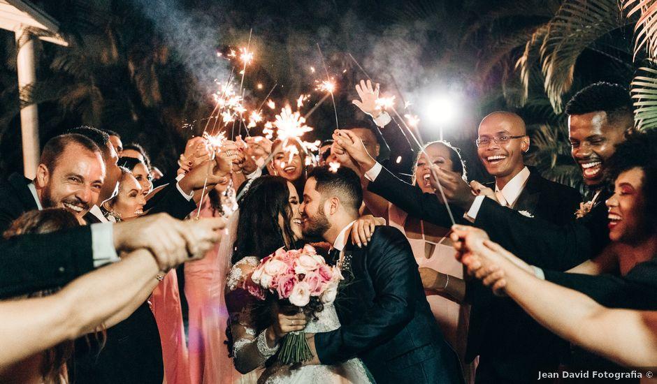O casamento de Hugo e Gisele em Rio de Janeiro, Rio de Janeiro