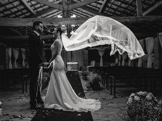 O casamento de Samantha e Caio