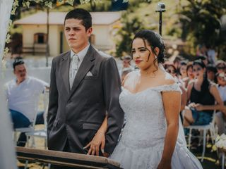 O casamento de Karina e junior 3