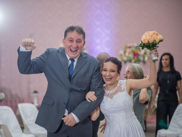 O casamento de Edcarla e Antônio
