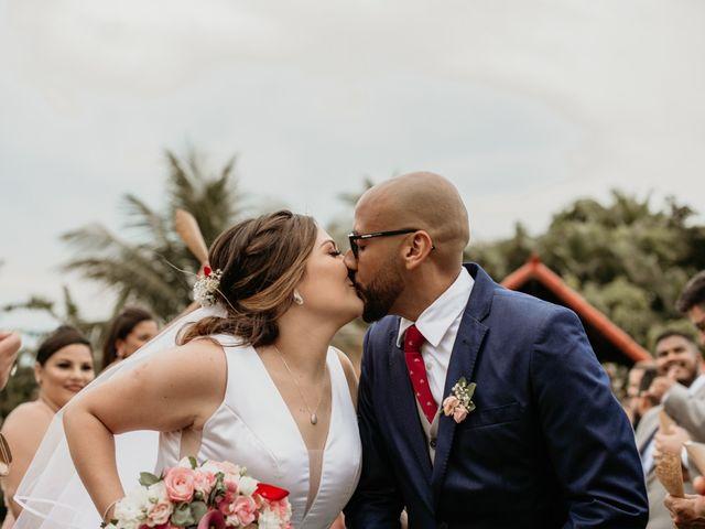 O casamento de Camila e Davi