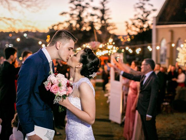 O casamento de Amanda e Fernando