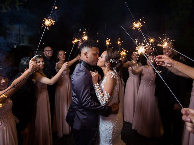O casamento de Elizeu e Luane