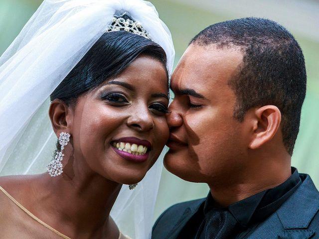 O casamento de Evandro e Edlamária
