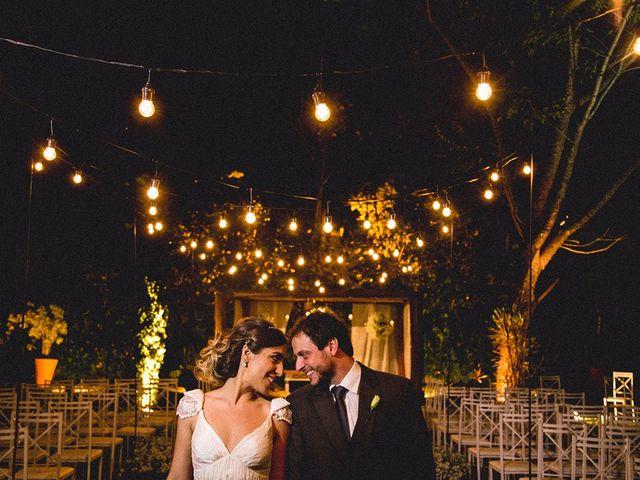 O casamento de Clara e Matias
