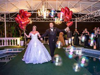 O casamento de Marjorie e Rodrigo
