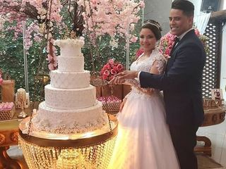 O casamento de Tamiris e Leandro 3