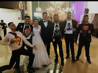 O casamento de Tamiris e Leandro