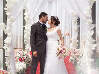 O casamento de Lukas e Karol