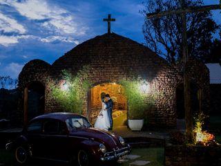 O casamento de Larissa e Natan