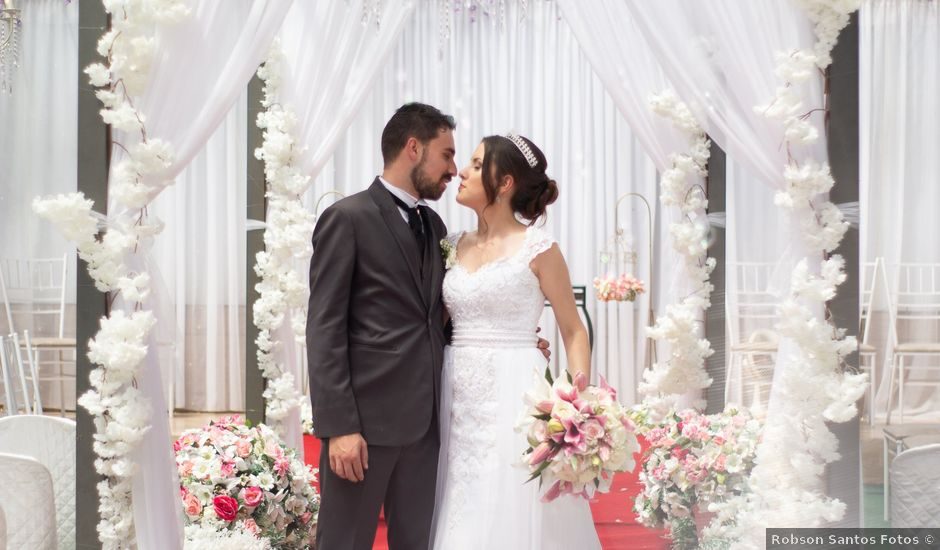 O casamento de Karol e Lukas em Ribeirão Pires, São Paulo