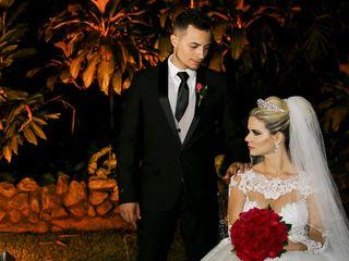 O casamento de Dienyfer e Jonathan