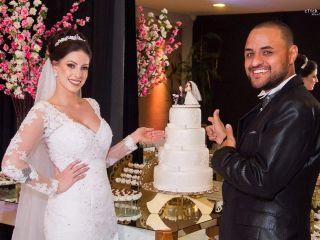 O casamento de Danielle e Grégory