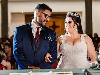 O casamento de Ester e Tadeu