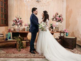 O casamento de Priscila e Lucas 1