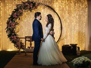 O casamento de Priscila e Lucas 2