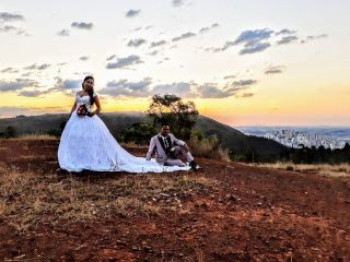 O casamento de Gislaine  e Cleber
