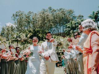 O casamento de Dani e Lucas