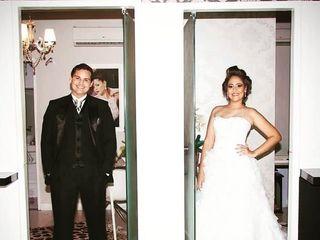 O casamento de Thamana e Alex 1