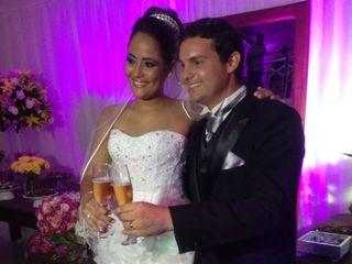O casamento de Thamana e Alex