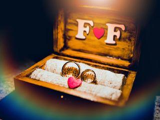 O casamento de Flávia e Fábio 1