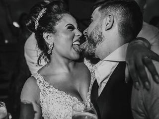 O casamento de Lucas e Karine