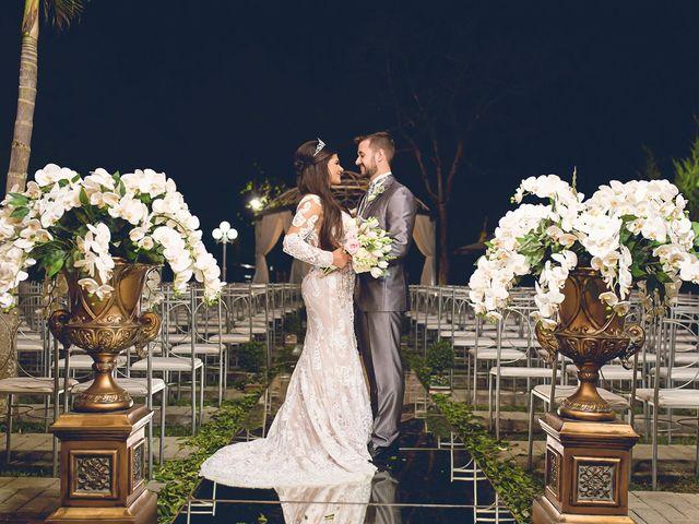 O casamento de Camila e Guilherme