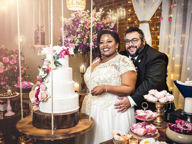 O casamento de Flávia e Fábio