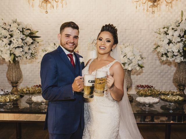 O casamento de Karine e Lucas em Belo Horizonte, Minas Gerais 21
