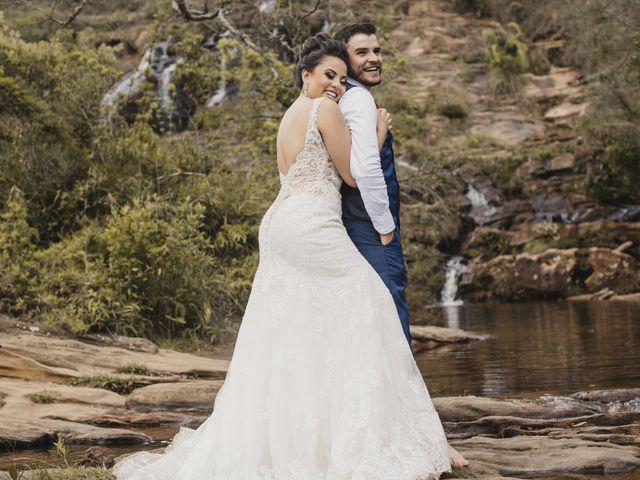 O casamento de Karine e Lucas em Belo Horizonte, Minas Gerais 29