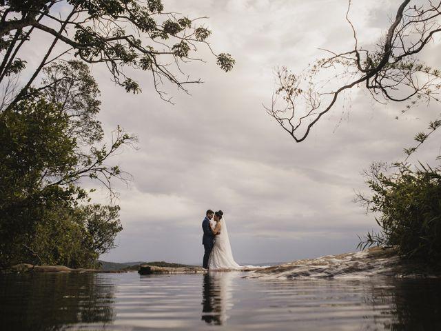 O casamento de Karine e Lucas em Belo Horizonte, Minas Gerais 1