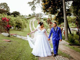 O casamento de Ligia e Ricardo
