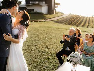 O casamento de Luciane e Ismael