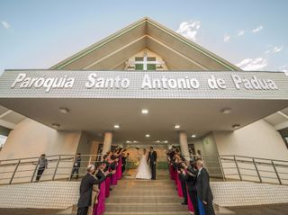 O casamento de Fernanda e Carlos 1