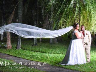 O casamento de Silvia e Toninho