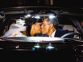 O casamento de Ana Paula e Maurício