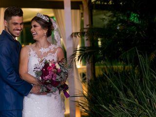 O casamento de Dayane e Silviano