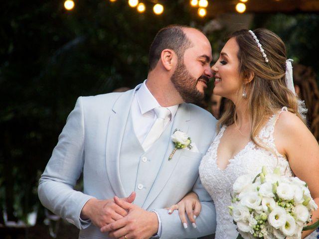 O casamento de Jiane e Marcus